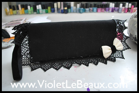 Clutch Bag Tutorial
