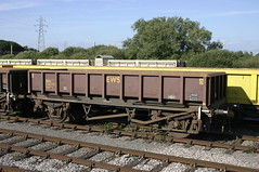 46 tonne 2 Axle Open Box Spoil Wagon. (Marra Man) Tags: wagons coalfish engineerswagons spoilwagons 2axleboxopenwagons