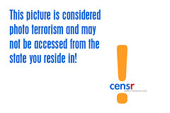 War On Photo Terrorism - by niils