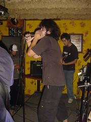 DSC01550 (RaulSlackliner) Tags: chile sunset rock funk temuco lif lostinfusion