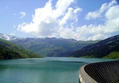 barrage de roselend 2 (anatoliv73) Tags: lake france alps saint montagne alpes french dam maurice lac savoie moutain beaufort barrage bourg albertville beaufortain roselend francelandscapes