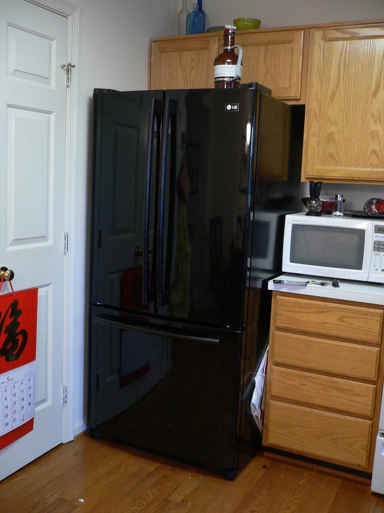 bosch fridge freezer instructions