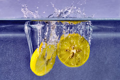 Lemon Splash (AHMED...) Tags: pakistan stilllife water yellow fruit lemon bubbles splash ahmed watertank sind sindh highspeed muhammad blueribbonwinner fruitsplash mehrabpur superaplus aplusphoto wowiekazowie superhearts flickrslegend
