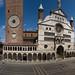 Piazza del Duomo dalle finestre del Comune