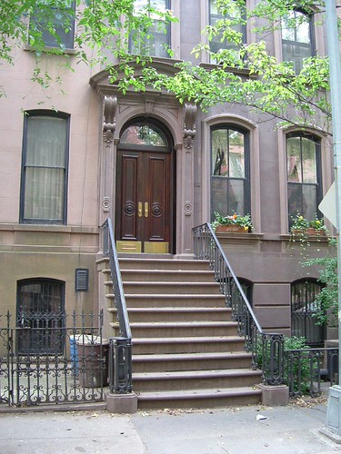 Carrie Bradshaw's House