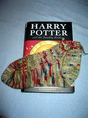 Sockpal Sock and the Deathly Hallows