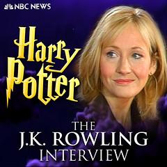 JK Rowling Interview on iTunes 1