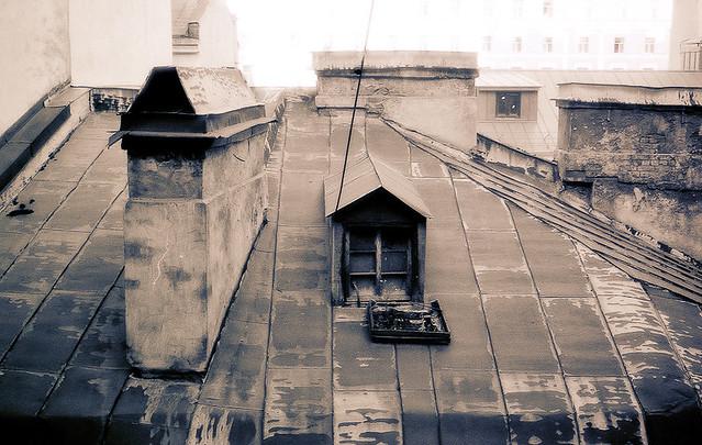 Крыша / Roof
