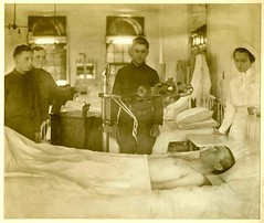 Reeve2312 (otisarchives2) Tags: worldwari xrays hospitals