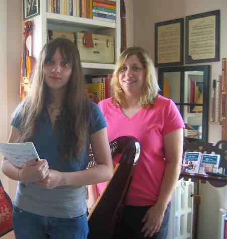 Donna Harp Student