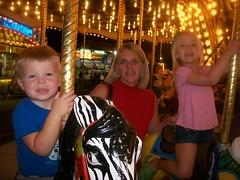 Fun at the fair (vjb112156) Tags: children carousel fair