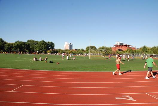 McCarren Park Track