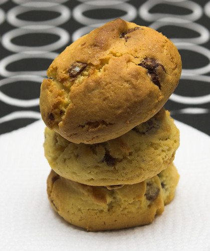 Malteaser biscuits