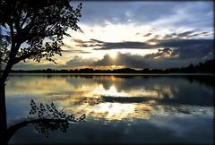 Sparkle (Ms Ladyred) Tags: sunset sun nature beauty sunrise evening bravo searchthebest sparkle newbrunswick canadianbeauty xoxox eow magicdonkey infinestyle thegoldenmermaid