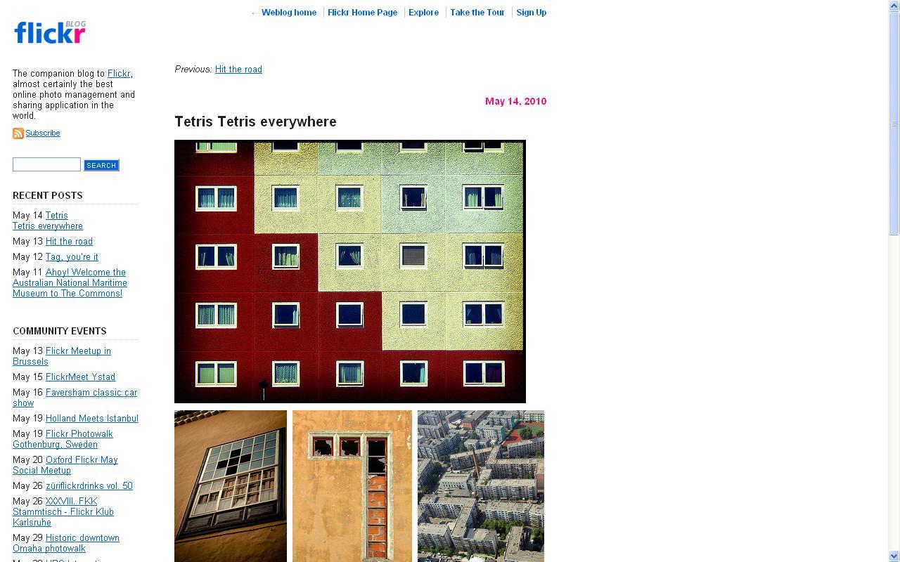 tetris i hverdagen
