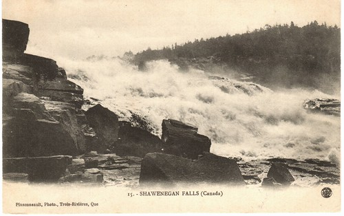 Shawenegan falls