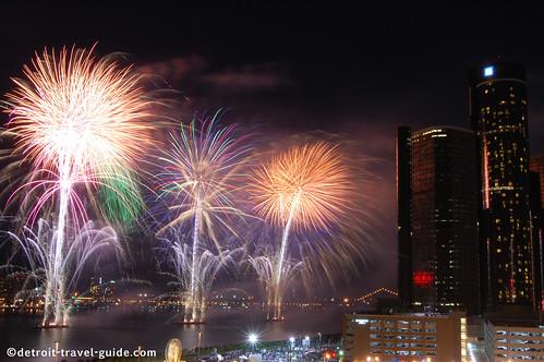 Detroit Fireworks 2010