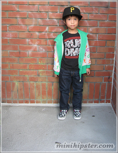Miles. MiniHipster.com: children's childrens clothing trends, kids street fashion, kidswear lookbook