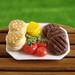 Miniature Food - Barbecue Plate B