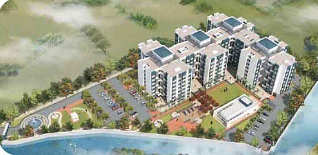 Anshul Eva - Bavdhan Budruk Pune 411 021 Perspective