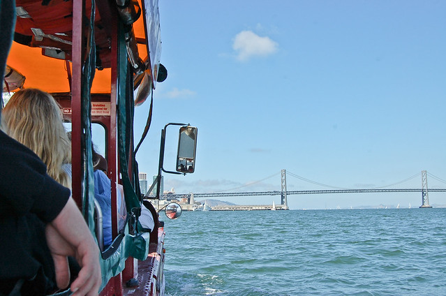 San Francisco by DUKW