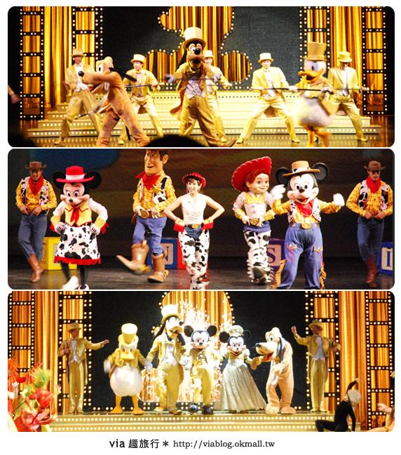 【香港自由行】跟著via玩香港(1)~爆走香港迪士尼樂園41