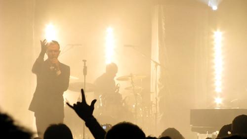 Hurts - Köln, 20.10.2010