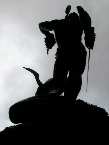 Perseus statue, Florence