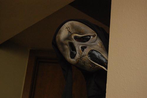 Scary Mask 01