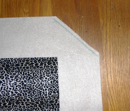 Fleece-Backed Quilt - Step 4