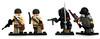 Weird War II - Skirmish (Zeessi) Tags: lego wwii weirdwar minifigures weirdwarii