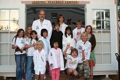 Cosmos Research Center Staff