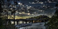 Como Bridge (alexkess) Tags: como river nikon sydney sigma australia nsw d200 shire 1020mm sutherland georges grounds hdr pleasure lightroom photomatix 5xp onlythebestare