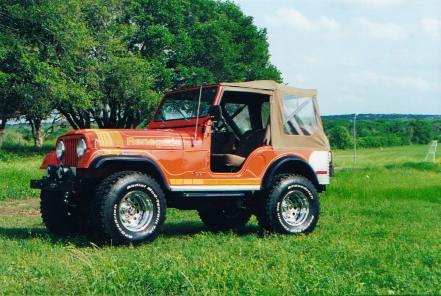 jeep 1979 renegade cj5