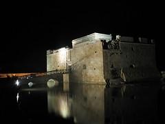Castle of Paphos - by Iacovos Constantinou