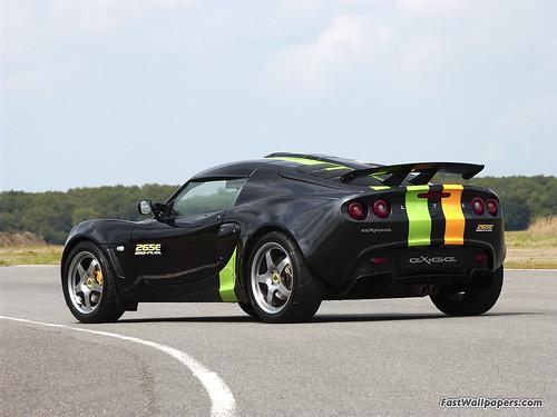 Lotus exige 265e 2006,car, sport car