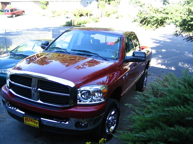 diesel dodge ram 3500