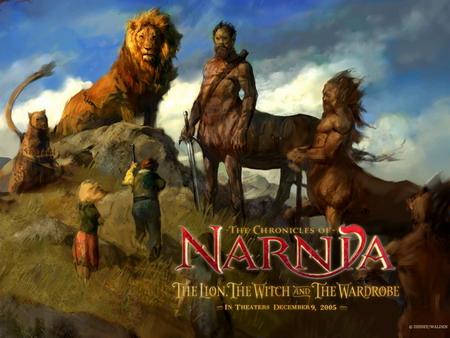 poster film narnia