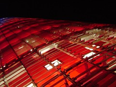 Detalle Torre Agbar (voyagermission) Tags: barcelona torreagbar