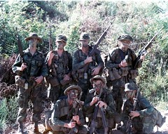 last patrol (eks4003) Tags: vietnam squid sniper marines 1970 doc patrol grunt m16 nam m14 recon corpsman oohrah lrrp lastpatrol