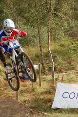 UCIFtBillDH40 (wunnspeed) Tags: scotland europe mountainbike downhill worldcup fortwilliam uci