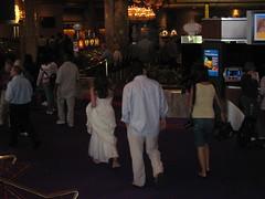 Walking through the casino (kaltersitz) Tags: ttd