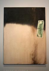 documenta 12 | Monika Baer / Dollar | 2005 | Aue-Pavillon