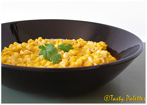 Cream Styled Corn
