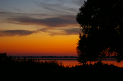 Rondeau Bay Sunset