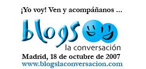Blogs. La conversación