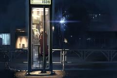 あかり電話ボックス2