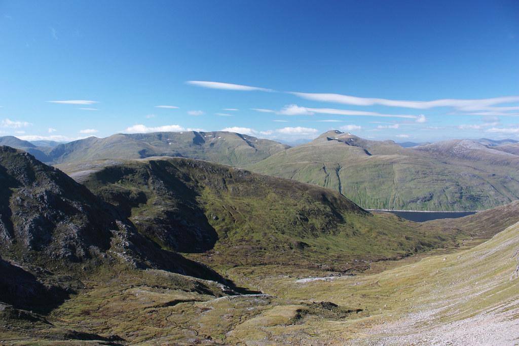 Mullardoch Hills