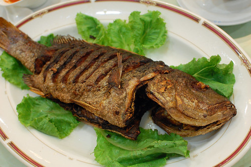 Smoked Golden Snapper