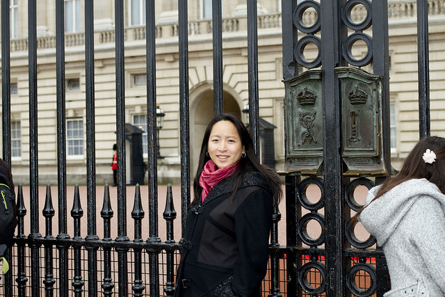 Jessica at Buckingham Palace 2
